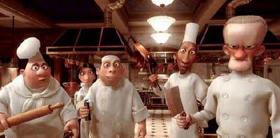 El equipo mercenario del restaurante for Equipo para chef