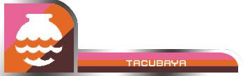 Logo de la estación de metro de Tacubaya.