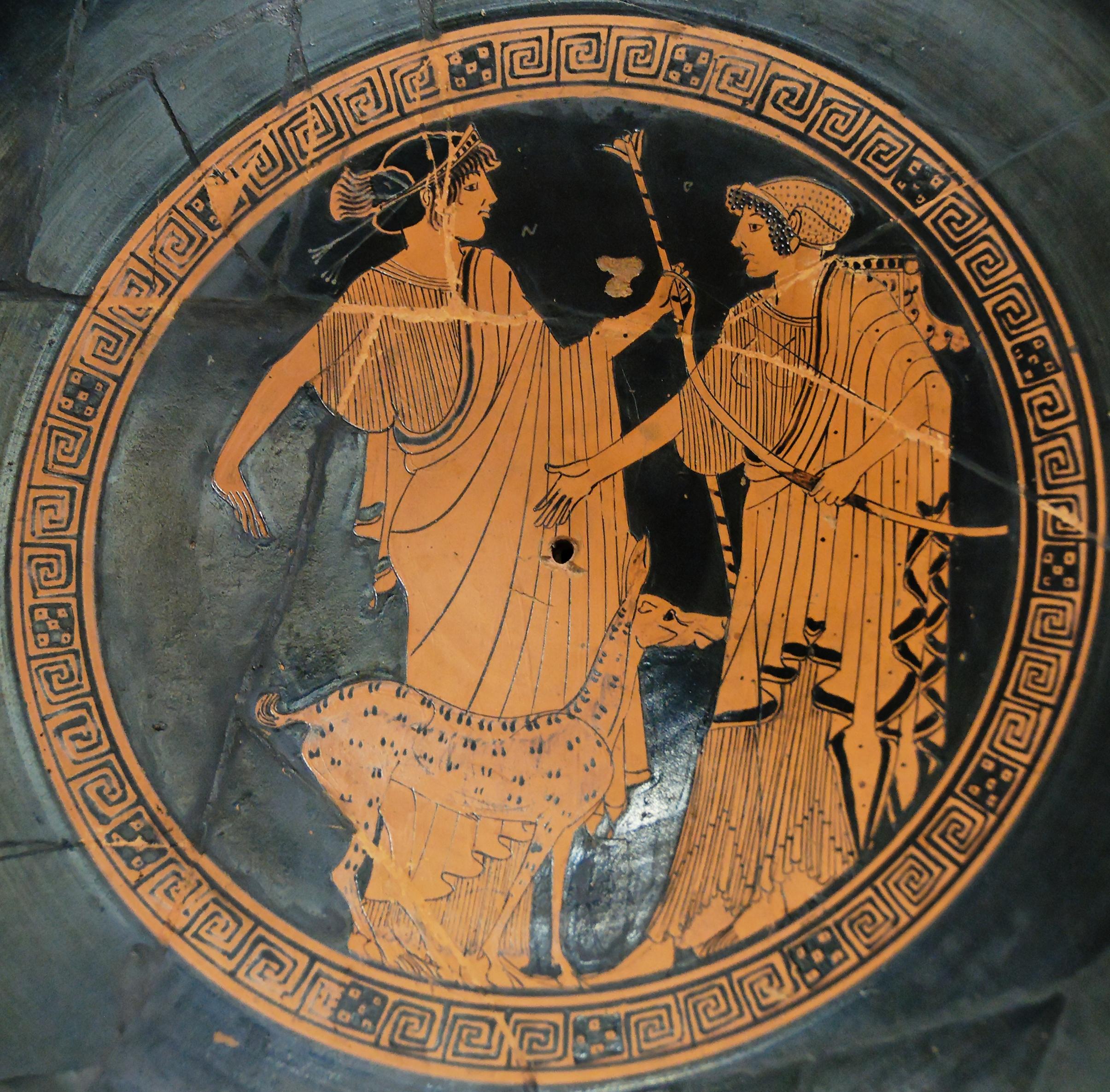 7a9670396777 Apolo y Artemisa