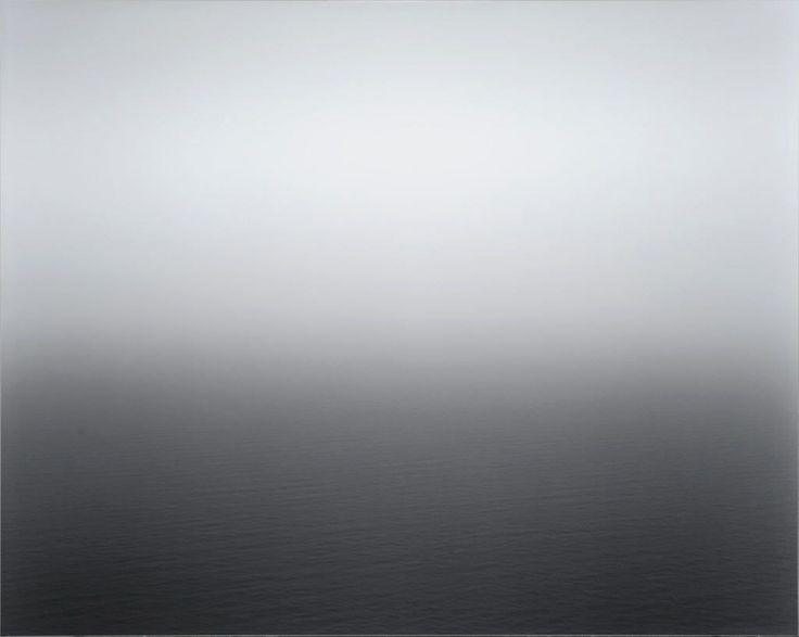 Hiroshi Sugimoto. Seascape-Aegean Sea