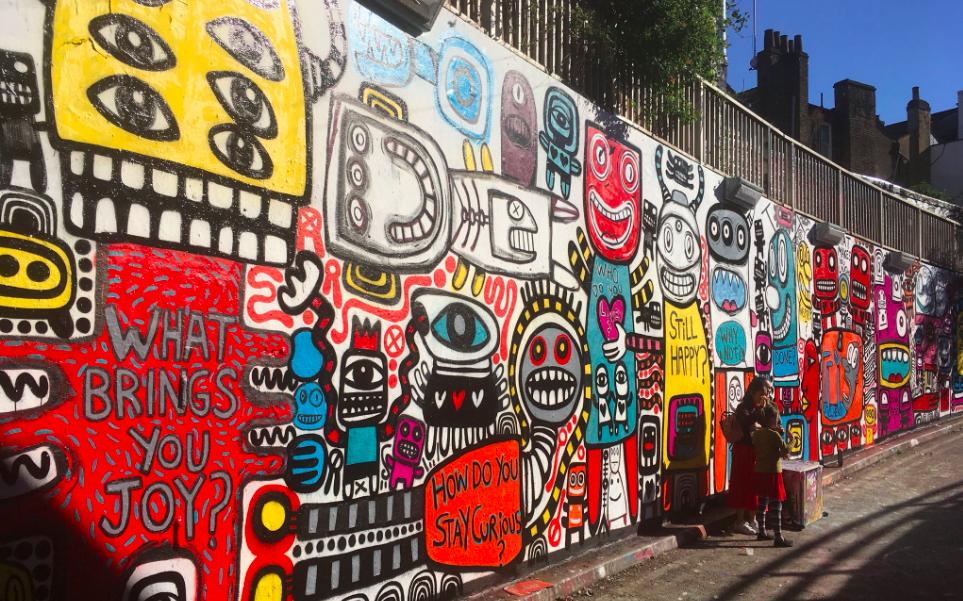 poynton mural